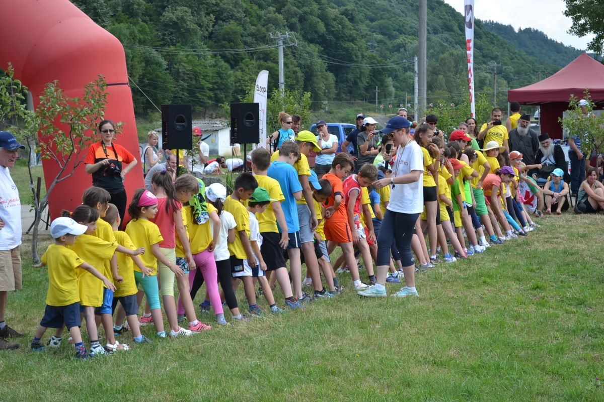 Cozia Mountain  Run 2015